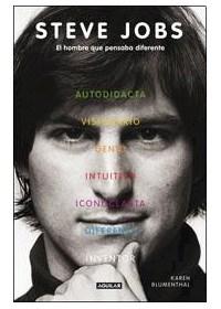 Papel Steve Jobs. El Hombre Que Pensaba Diferente