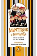 Papel MENTIRAS Y DISPARATES VERSOS GRACIOSOS QUE DICE LA GENT  E (COLECCION FALTO EL PROFE)