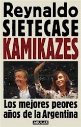 Libro Kamikazes