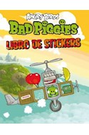 Papel ANGRY BIRDS BAD PIGGIES LIBRO DE STICKERS