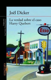 Papel Verdad Sobre El Caso Harry Quebert, La