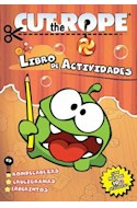 Papel CUT THE ROPE LIBRO DE ACTIVIDADES (CON MAS DE 100 STICKERS)