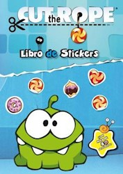Papel Cut The Rope Libro De Stickers
