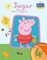 Papel A Jugar Con Peppa 4 Años