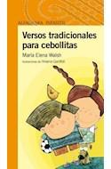 Papel VERSOS TRADICIONALES PARA CEBOLLITAS (SERIE NARANJA) (1 0 AÑOS)