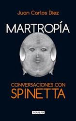 Papel Martropia - Conversaciones Con Spinetta