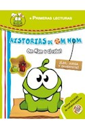 Papel CUT THE ROPE HISTORIAS DE OM NOM (OM NOM Y EL ROBOT) (INCLUYE STICKERS DE REFUERZO