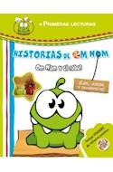 Papel CUT THE ROPE HISTORIAS DE OM NOM (OM NOM Y EL ROBOT) (INCLUYE STICKERS DE REFUERZO