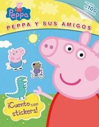 Papel Peppa Mi Libro De Stickers Especial