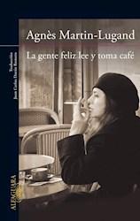 Papel Gente Feliz Lee Y Toma Cafe, La