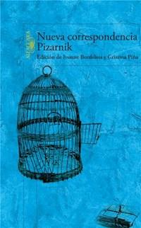 Libro Nueva Correspondencia Pizarnik