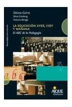 Papel LA EDUCACION AYER, HOY Y MAÑANA