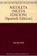 Papel NICOLETA (COLECCION SOPA DE LIBROS) (PRIMEROS LECTORES)