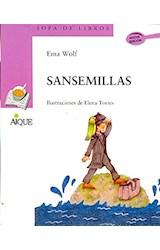 Papel SANSEMILLAS (SOPA DE LIBROS) (N/ED)