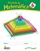 Papel Portafolio De Matematica 6 En Tren De Aprender