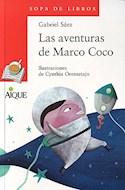 Papel AVENTURAS DE MARCO COCO (COLECCION SOPA DE LIBROS)