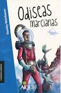 Papel ODISEAS MARCIANAS (COLECCION TRAMA QUE TRAMA)