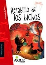 Libro Retabillo De Los Bichos