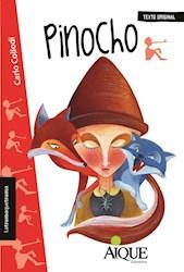 Libro Pinocho Latramaquetrama