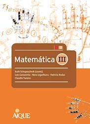 Libro Matematica Iii