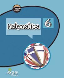 Libro Matematica 6  Nuevo El Mundo En Tus Manos