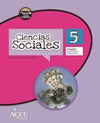 Libro Ciencias Sociales 5 Caba  Nuevo El Mundo En Tus Manos