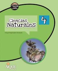 Libro Ciencias Naturales 4 Federal  Nuevo El Mundo En Tus Manos