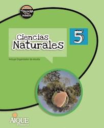 Libro Ciencias Naturales 5 Federal  Nuevo El Mundo En Tus Manos