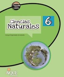 Libro Ciencias Naturales 6 Federal  Nuevo El Mundo En Tus Manos