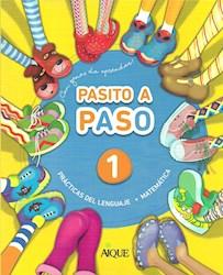 Libro Pasito A Paso 1  Lengua / Matematica