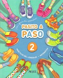 Libro Pasito A Paso 2  Lengua / Matematica