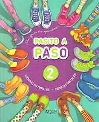 Libro Pasito A Paso 2  Naturales / Sociales