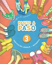 Libro Pasito A Paso 3  Lengua / Matematica