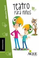 Libro Teatro Para Niños