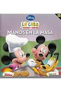 Papel MANOS EN LA MASA (CASA DE MICKEY MOUSE 12)