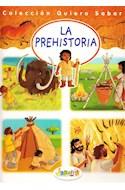 Papel PREHISTORIA (COLECCION QUIERO SABER) (4)