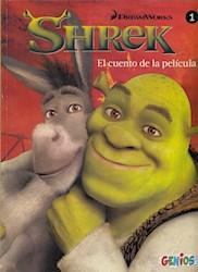 Papel Shrek El Cuento De La Pelicula