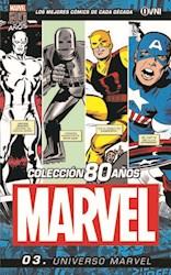 Papel Coleccion 80 Años Marvel Vol.3 Universo Marvel