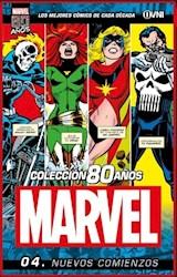 Papel Coleccion 80 Años Marvel Vol.4