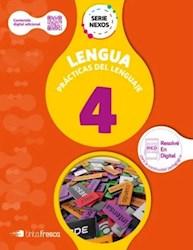 Libro Lengua 4 - Serie Nexos