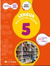 Libro Lengua 5 - Serie Nexos