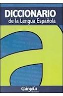 Papel DICCIONARIO DE LA LENGUA ESPAÑOLA (BOLSILLO)