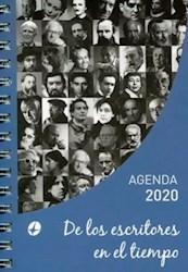 Libro Agenda De Los Escritores En El Tiempo 2020 (Celeste-Verde)