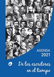 Libro Agenda De Los Escritores En El Tiempo Azul O Naranja 2021