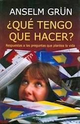 Libro Que Tengo Que Hacer ?