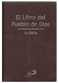 Papel El Libro Del Pueblo De Dios - Bolsillo Vinilo (Varios Colores)