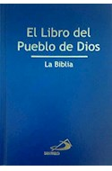 Papel LIBRO DEL PUEBLO DE DIOS LA BIBLIA (NORMAL CARTONE) PAPEL CREMA