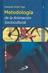 Libro Metodologia De La Animacion Sociocultural