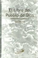 Papel LIBRO DEL PUEBLO DE DIOS LA BIBLIA NACAR (BOLSILLO CON UÑERO CARTONE)