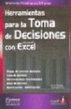 Libro Herramientas Para La Toma De Decisiones Con Microsoft Excel